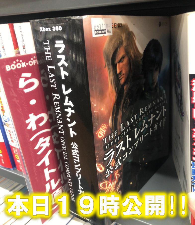 110円→3500円の攻略本。